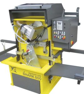 Vaninetti Enrico SRL - CNC profilschärfmaschine mit nassschliff für bandsägeblätter shark 800